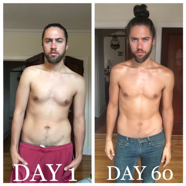 60 Day CrossFit Results