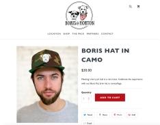 Boris-Horton Tear 3