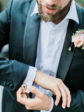 Bridal Parts Shot